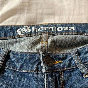 Women's bullhead jeans. Size 5s